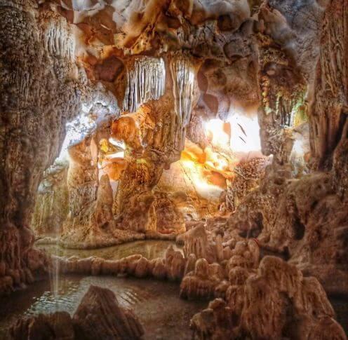 河內自由行-下龍灣-驚奇洞 Sung Sot Cave