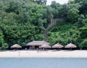 河內自由行-下龍灣-Soi Sim Island