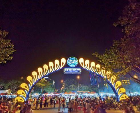 峴港必玩-龍橋夜市 Danang Night Market (Chợ Đêm Sơn Trà Đà Nẵng)