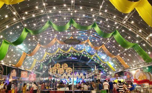 峴港必玩-Helio Night Market (Khu Ẩm thực đêm Helio)