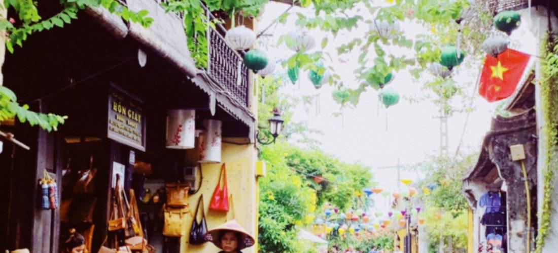 峴港必玩-會安古鎮