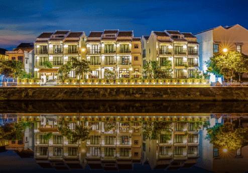小資精選飯店-會安拉魯納會安河畔SPA飯店
