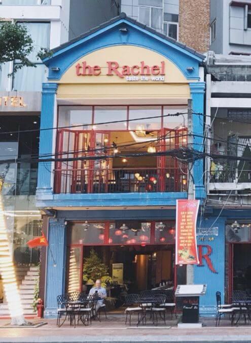 峴港必吃-The Rachel