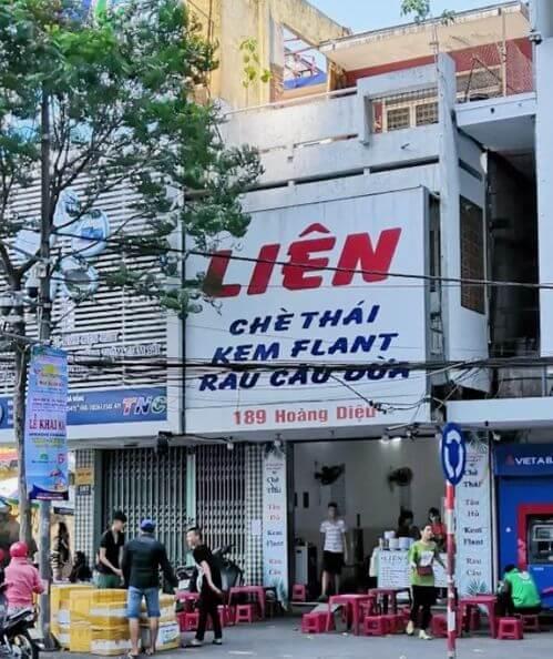 峴港必吃-Che Thai Lien