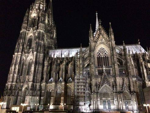 科隆必玩-科隆主教座堂 Kölner Dom