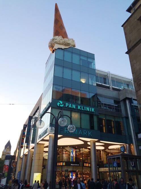 科隆必玩-高街 (霍赫街 / 露天購物街) Hohe Straße & 希爾德街 Schildergasse
