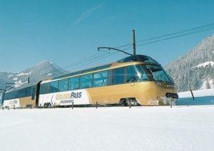 瑞士必搭-Golden Pass 黃金快車