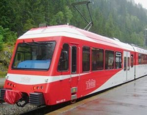 瑞士必搭-Mont Blanc Express 白朗峰快車