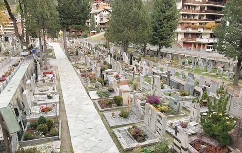 策馬特必玩-Mountaineer's Cemetery