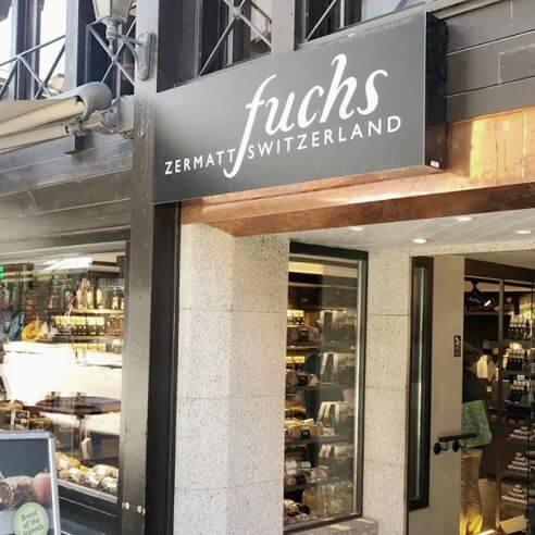 策馬特必吃-Bäckerei Bistro Fuchs