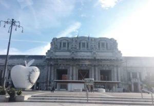 米蘭中央車站 Milano Centrale