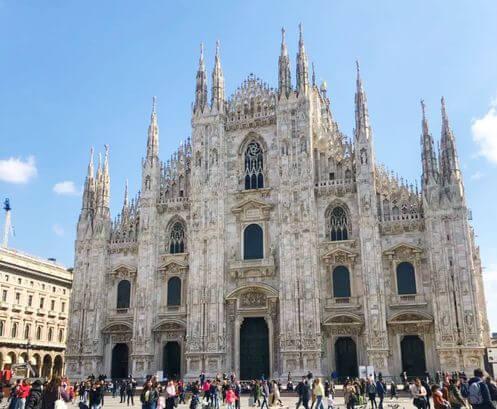 米蘭必玩-米蘭主教座堂 Duomo di Milano