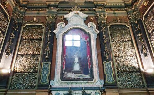 米蘭必玩-聖貝納迪諾骸骨教堂 Santuario di San Bernardino alle Ossa