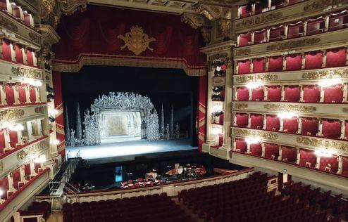 米蘭必玩-斯卡拉大劇院 Teatro alla Scala