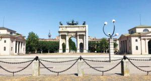 米蘭必玩-和平之門 Arco della Pace
