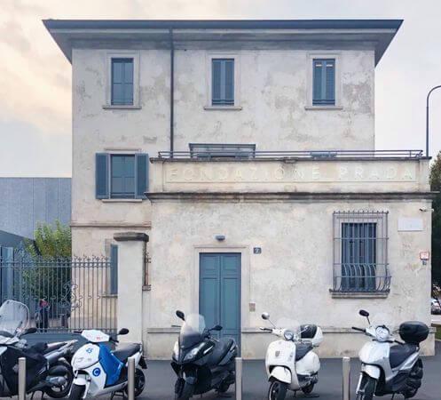 米蘭必玩-PRADA品牌博物館 Fondazione Prada