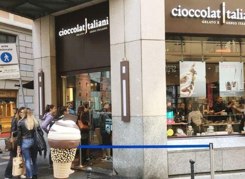 米蘭必吃-Cioccolatitaliani