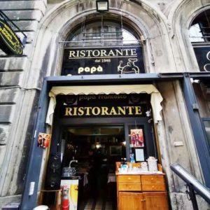 米蘭必吃-Ristorante Papà Francesco