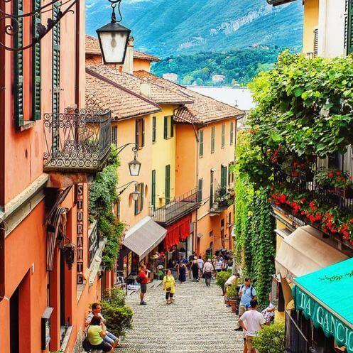 米蘭必玩-貝拉焦小鎮 Bellagio