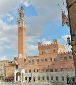 義大利佛羅倫斯必玩-西恩納/錫耶納Siena市政廳 Palazzo Pubblico