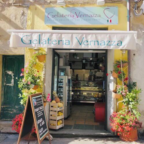 五漁村必吃-Gelateria Vernazza