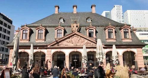 法蘭克福必吃-Café Hauptwache