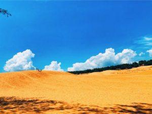 美奈必玩-紅沙丘 Red Sand Dune (Đồi cát bay Mũi Né)