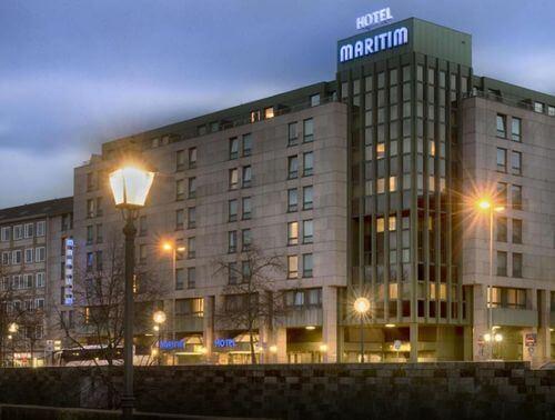 小資精選網紅飯店-紐倫堡瑪麗提姆飯店 - Maritim Nuremberg Hotel