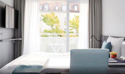 小資精選網紅飯店-Living Hotel Nuernberg