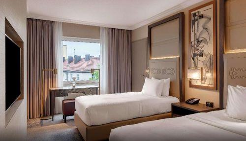 小資精選網紅飯店-慕尼黑希爾頓城市飯店 - Hilton Munich City Hotel