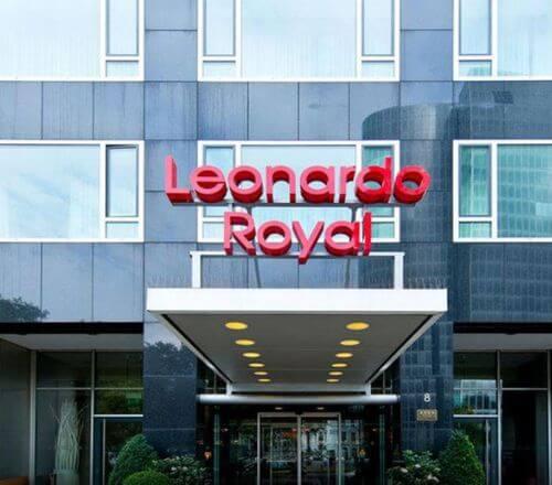 小資精選網紅飯店-杜塞道夫萊昂納多皇家飯店 - Leonardo Royal Hotel Dusseldorf Konigsallee