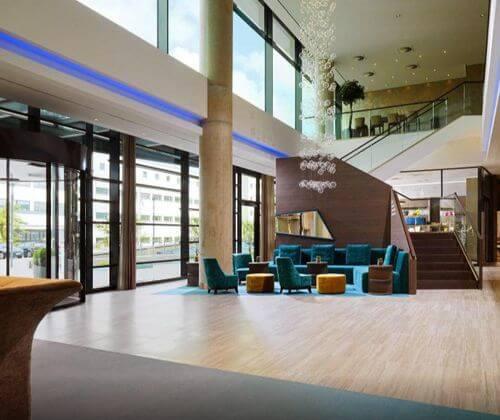 小資精選網紅飯店-波恩萬豪飯店 - Bonn Marriott Hotel