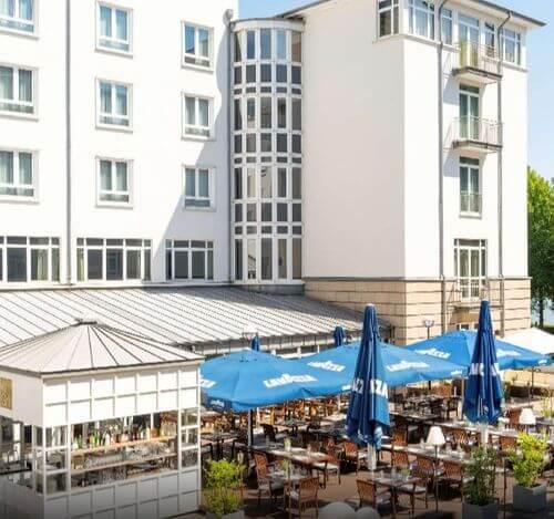 小資精選網紅飯店-波恩希爾頓飯店 - Hilton Bonn