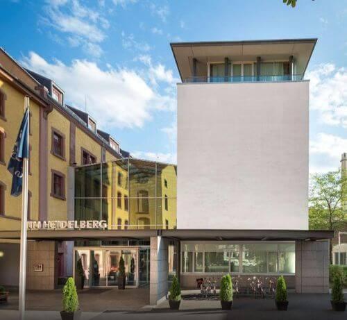 小資精選網紅飯店-NH海德堡 - NH Heidelberg