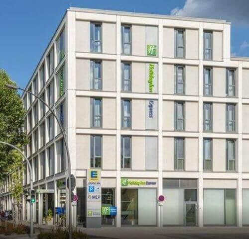 小資精選網紅飯店-海德堡市中心智選假日飯店 - Holiday Inn Express Heidelberg City Centre