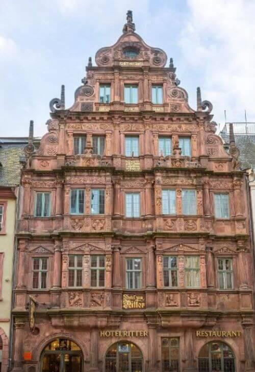 小資精選網紅飯店-紮姆瑞特爾聖喬治飯店 - Hotel Zum Ritter St. Georg
