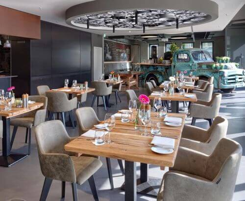 小資精選網紅飯店-斯圖加特V8酒店 - V8 HOTEL Classic Motorworld Region Stuttgart
