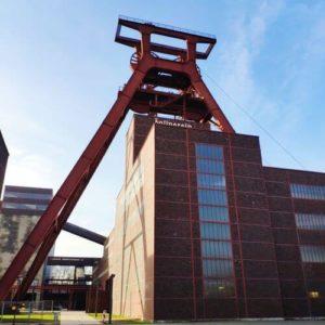 德國埃森必玩-Zeche Zollverein 關稅同盟煤礦工業建築群