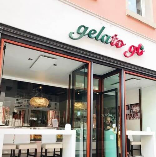 德國海德堡Heidelberg必吃-Gelato Go