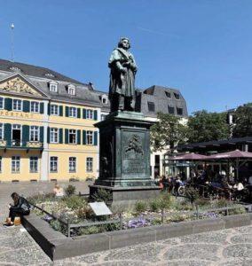 德國波昂Bonn必玩-Deutsche Post AG 郵政總局