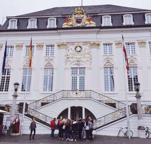 德國波昂Bonn必玩-Altes Rathaus 老市政廳