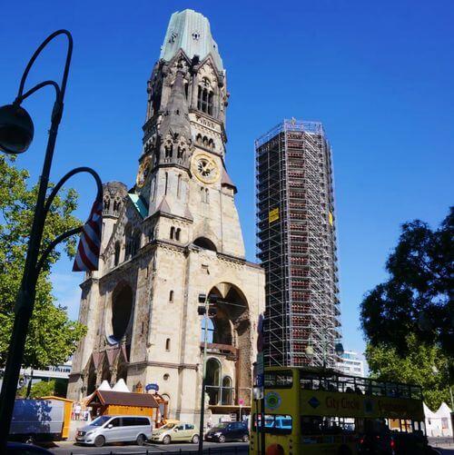 柏林必玩-Kaiser-Wilhelm-Gedächtnis-Kirche 威廉皇帝紀念教堂