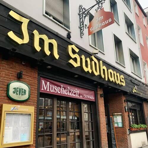 德國波昂Bonn必吃-Sudhaus