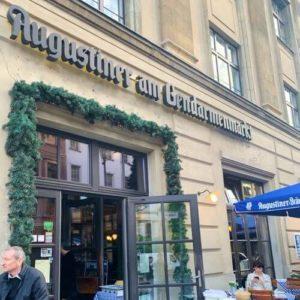 德國柏林必吃-Augustiner am Gendarmenmarkt