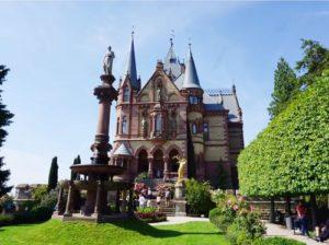 德國波昂Bonn必玩-Schloss Drachenburg 龍堡 = 龍巖堡
