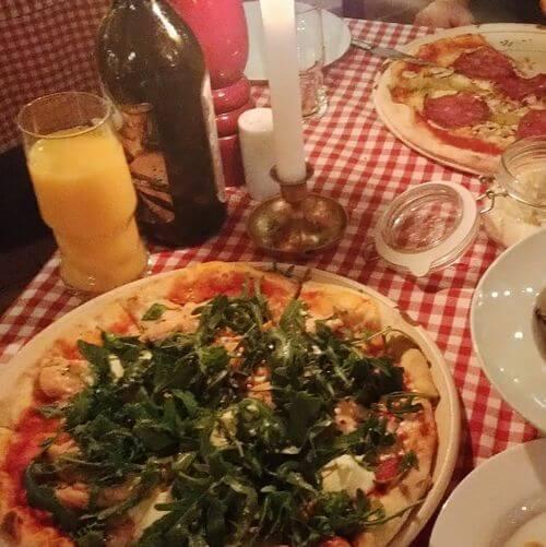 德國波茨坦必吃-Piazza Toscana