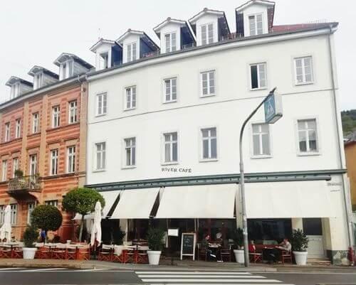 德國海德堡Heidelberg必吃-River Café