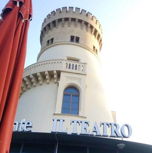 德國波茨坦必吃-Ristorante il Teatro