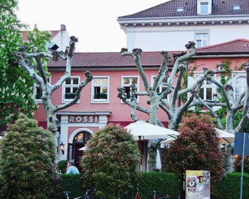 德國海德堡Heidelberg必吃-Rossi