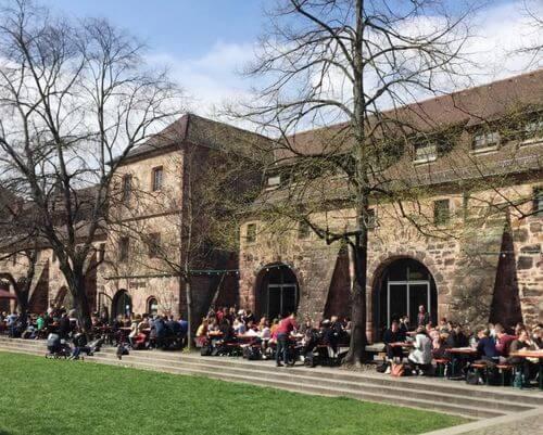 德國海德堡Heidelberg必吃-Zeughaus 海德堡大學食堂